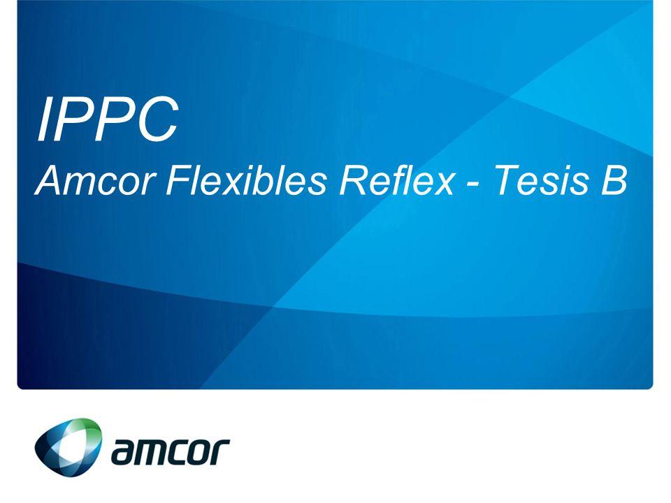 IPPC – AFR_B •Tesis, organik solvent kullanılan ve solvent tüketimi 200 ton/yıl miktarını aşan bir yüzey işlem tesisidir.