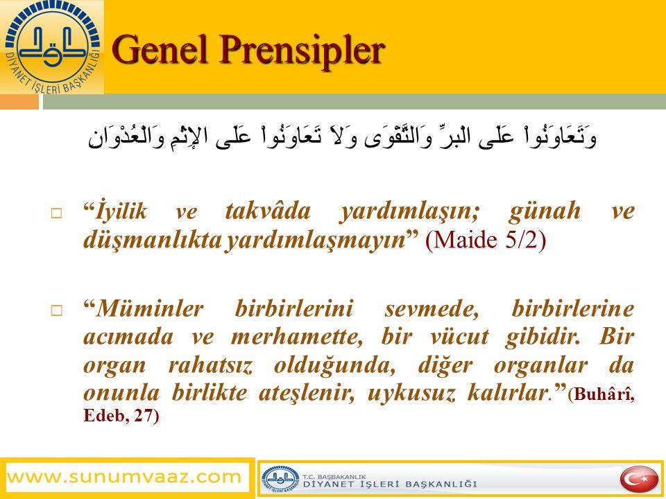 """İslâm ve Tedâvî """"Tedavi olunuz! Çünkü Yüce Allah, ihtiyarlık dışında her hastalığın şifasını vermiştir"""" (Ebu Dâvûd, Tıb, 1) """"Her hastalığın tedavisi v"""