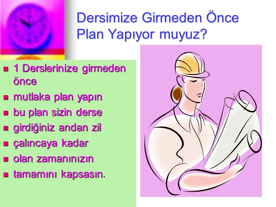 DEĞERLENDİRME NASIL OLMALI .11.