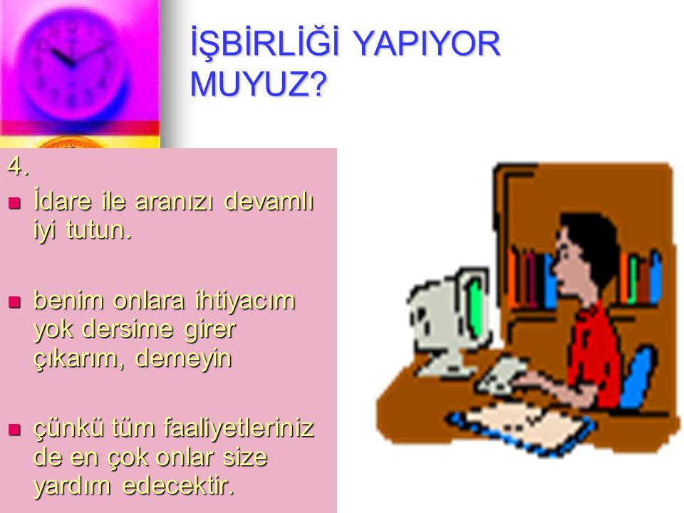 KENDİMİZDEN EMİN OLUYOR MUYUZ.14.
