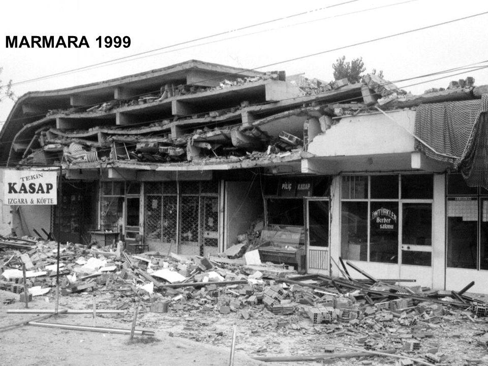 MARMARA DEPREMI 1999 MARMARA 1999
