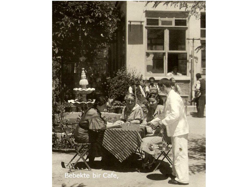 Çiroz güzeli 1950 İstanbulda kurutulmuş balıklar