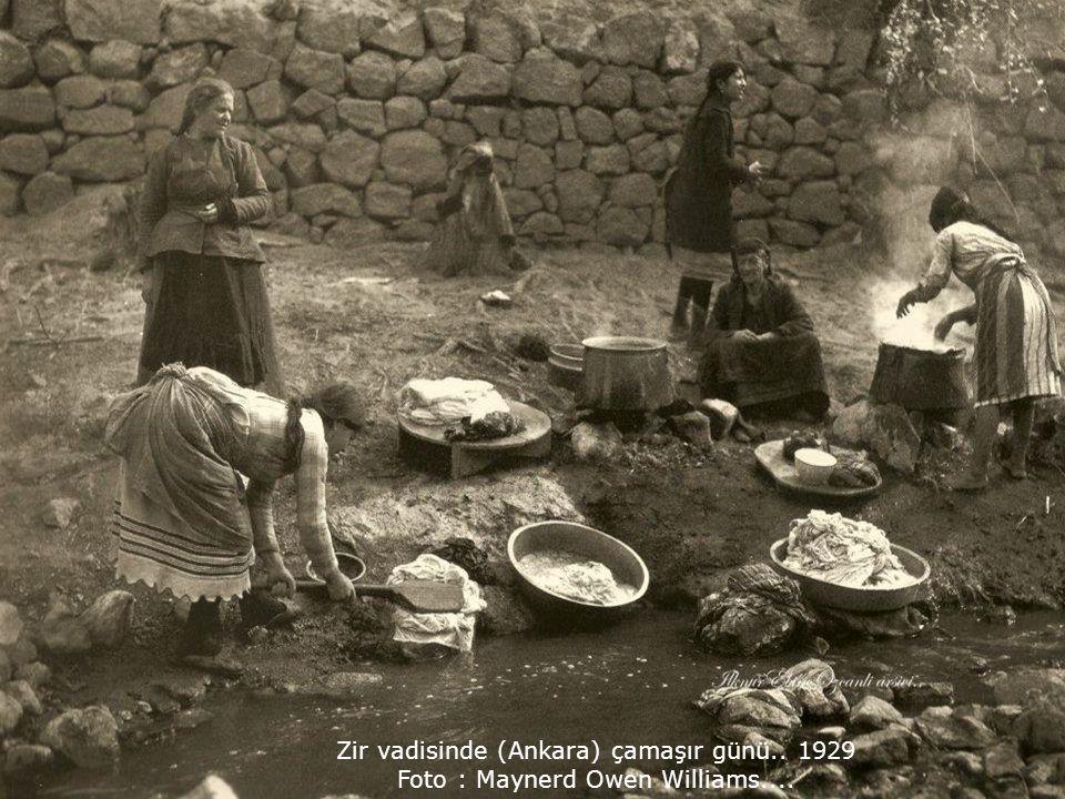 1927 Ankara.. Nüfus ~ 48 bin