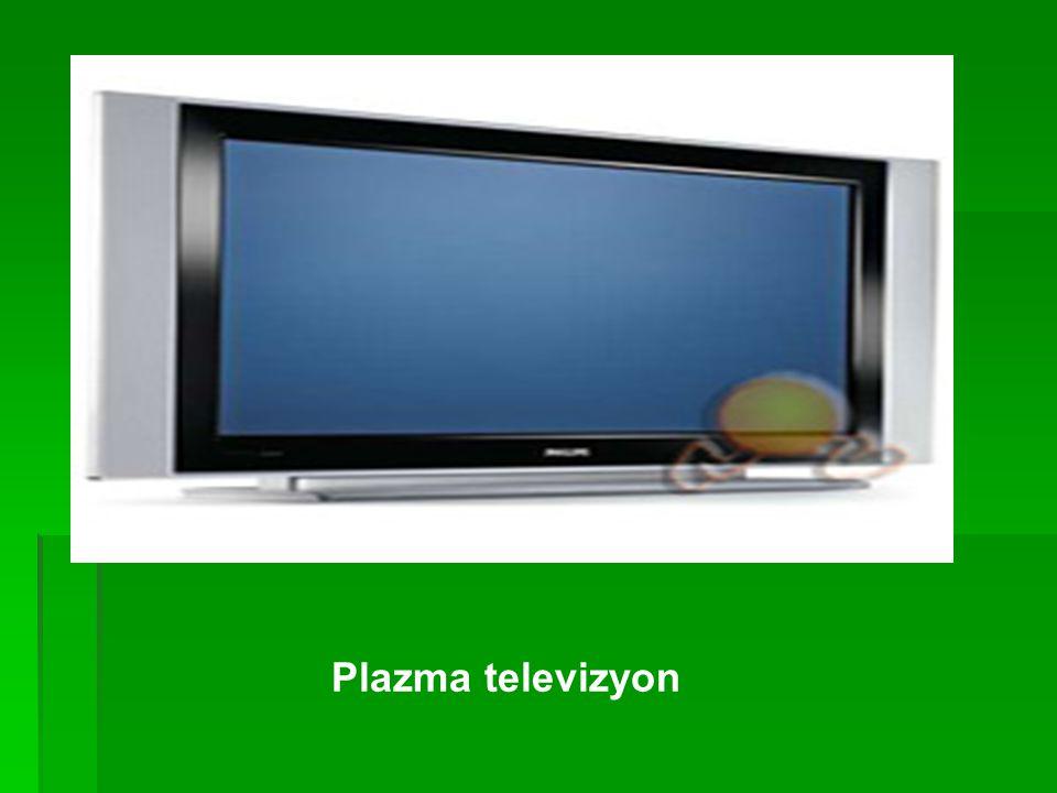 Plazma televizyon