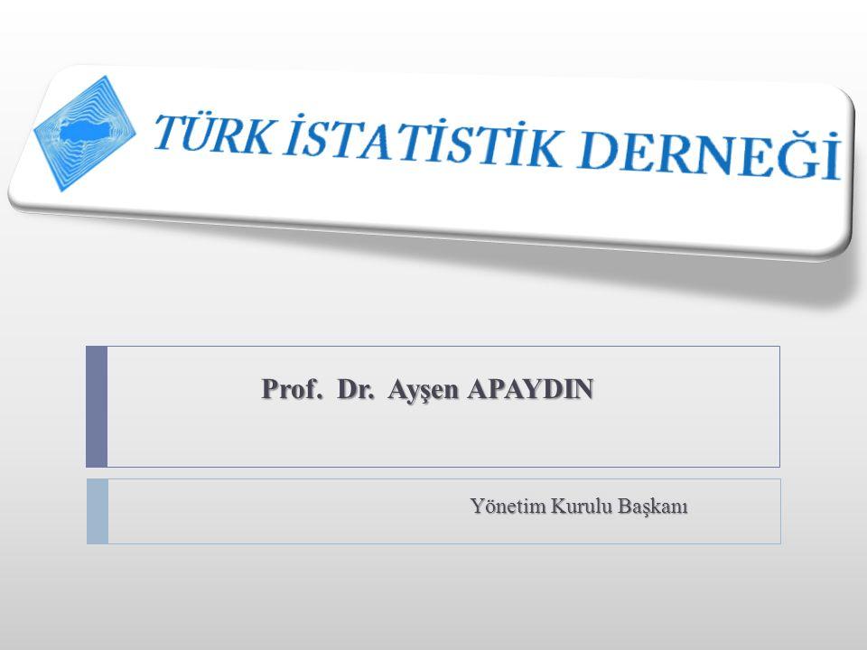 Yönetim Kurulu Başkanı Prof. Dr. Ayşen APAYDIN