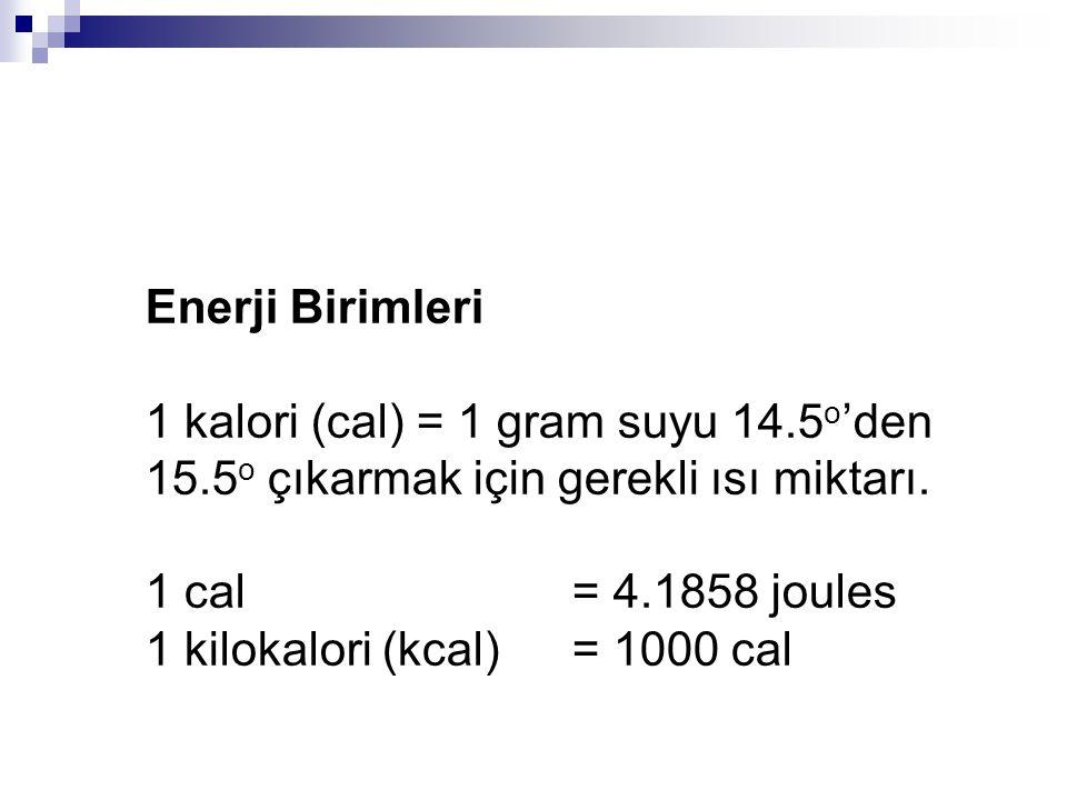 Santrifügasyon ve Ultrasantrifügasyonda kullanılan birimler: rpm: Bir santrifüjün dakikadaki tur sayısı.
