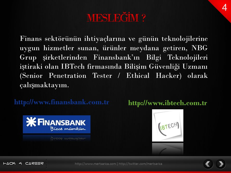 http://www.mertsarica.com | http://twitter.com/mertsarica