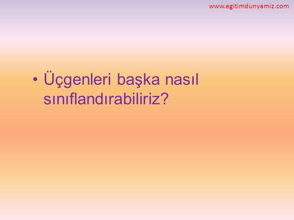 1) B A C DE 50⁰ 80⁰ www.egitimdunyamiz.com