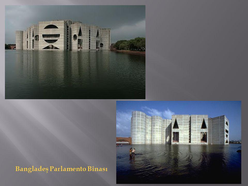 Bangladeş Parlamento Binası