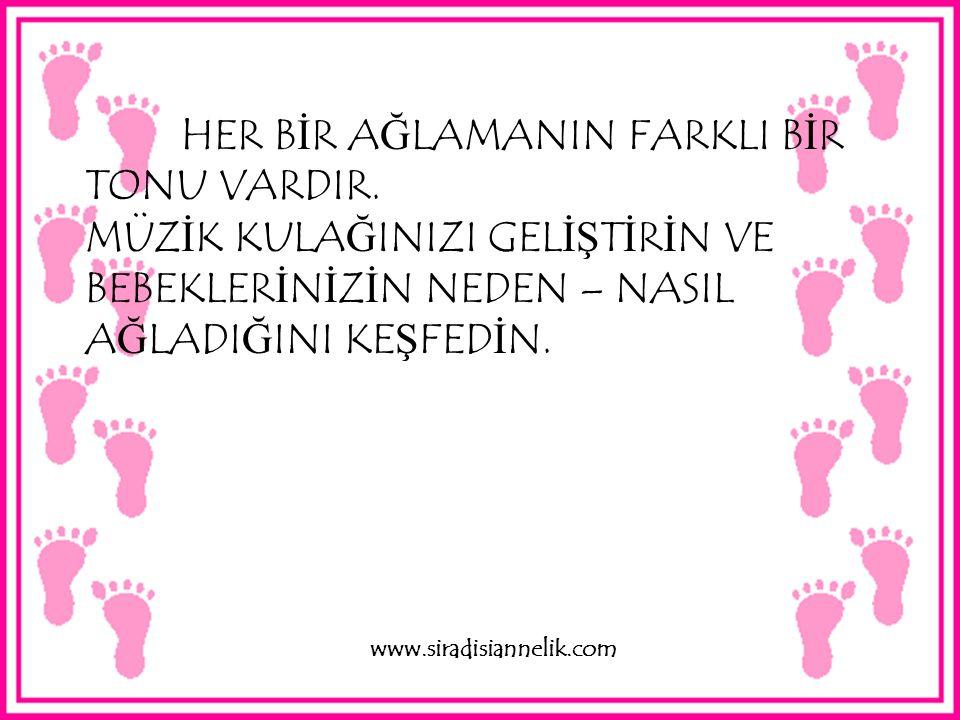 EN İ Y İ İ LET İŞİ M ARACI, A Ğ LAMAKTIR X 2 www.siradisiannelik.com