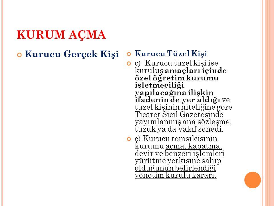 AD VERME (3) Özel öğretim kurumlarının ad ve unvanlarının, başka özel öğretim kurumları tarafından kullanılmasında, 29/6/1956 tarihli ve 6762 sayılı Türk Ticaret Kanunu, 7/12/1994 tarihli ve 4054 sayılı Rekabetin Korunması Hakkında Kanun ile 24/6/1995 tarihli ve 556 sayılı Markaların Korunması Hakkında Kanun Hükmünde Kararname ve diğer ilgili mevzuat hükümleri uygulanır.