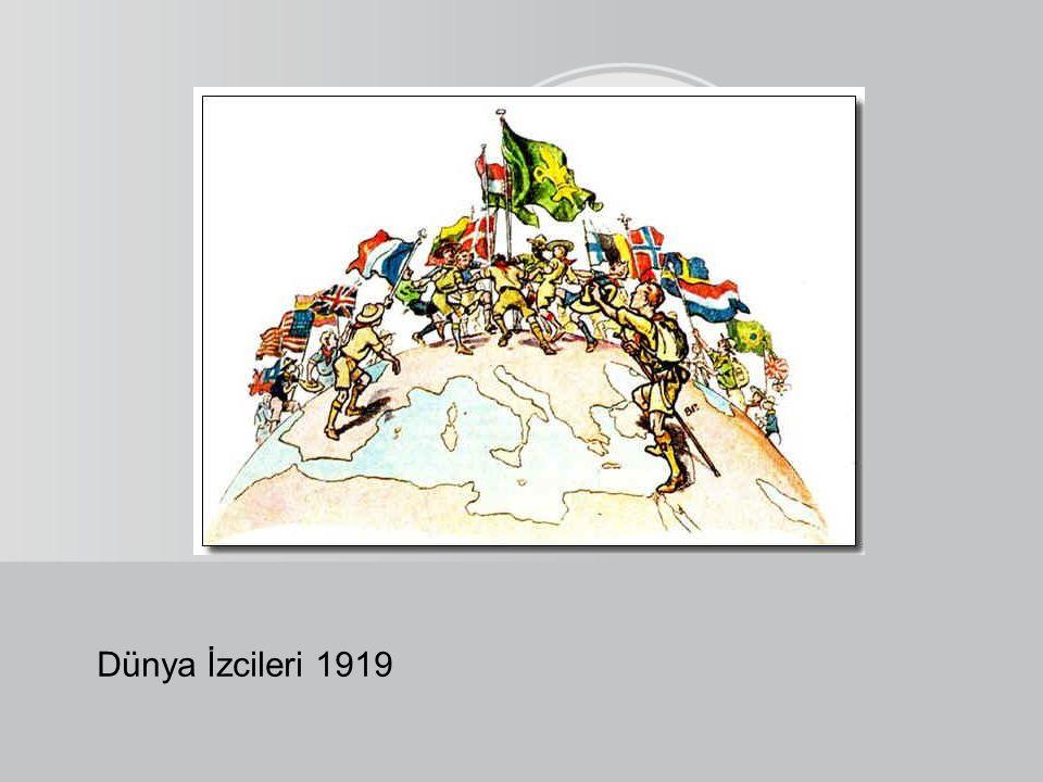 Dünya İzcileri 1919