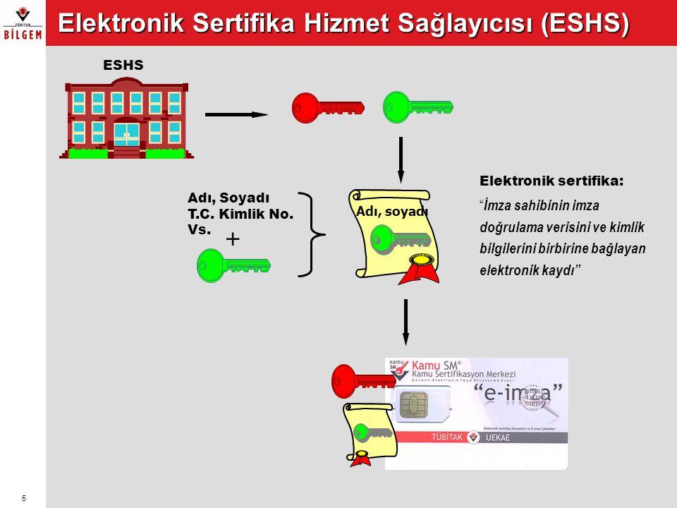 6 Elektronik Sertifika İçeriği - 1