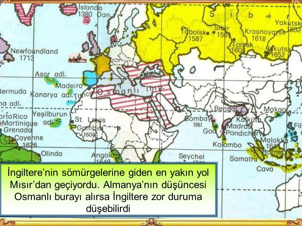 Savaşta Almanya ve Avusturya-Macaristan üzerinde baskı artmıştı. Bu durumda Almanya savaşı geniş alanlara yayarak üzerindeki baskıyı azaltmak istiyord