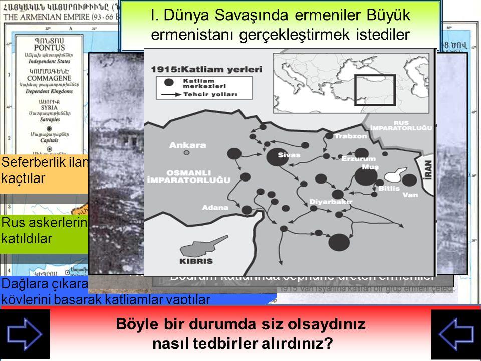 Osmanlıda yaşayan ermeniler, ayrıcalıklı milletlerdendi.