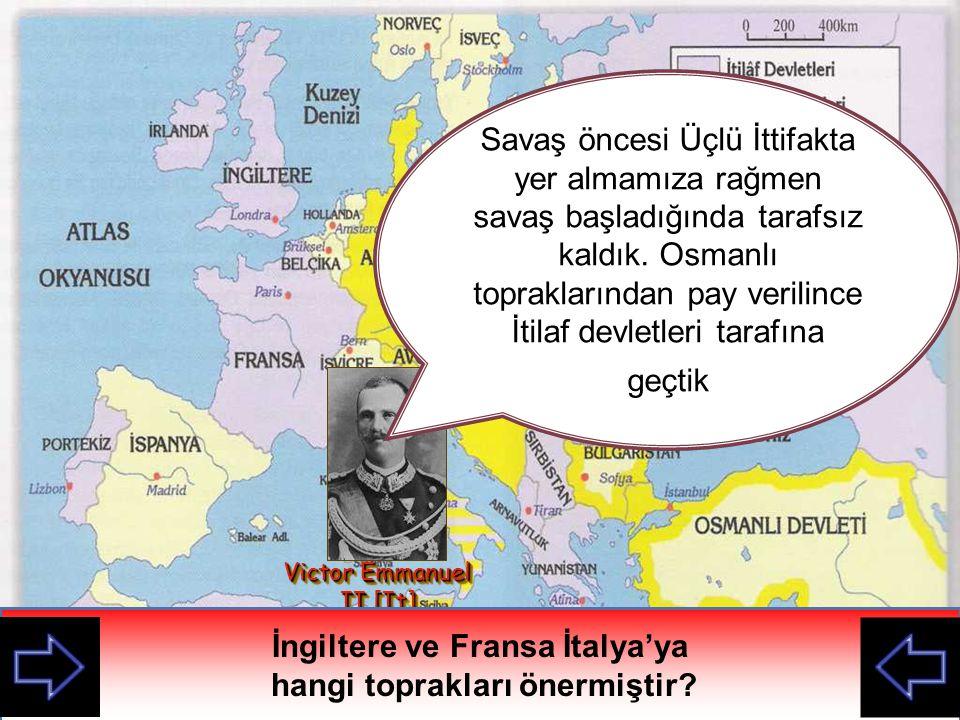 Yavuz ve Midilli gemileri İstanbul Boğazından geçerek Rusya'nın Sivastopol ve Odessa limanlarını bombalayınca Osmanlı devleti savaşa girmiş oldu.