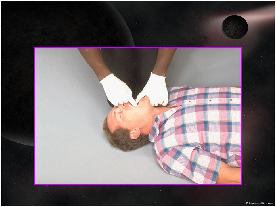 Parmak uçlarının hastaya temas etmemesine dikkat edilir.