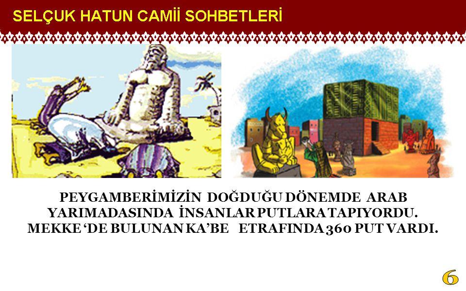 14 ŞUBAT 2010 PAZARTESİ PROGRAM: SAAT 18:30 YATSI NAMAZINDAN ÖNCE