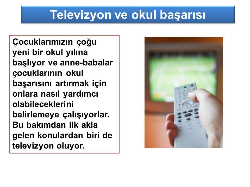 Aşırı TV izlemesini nasıl denetleyebileceğiniz konusunda çocuğunuzun da görüşlerini alın.