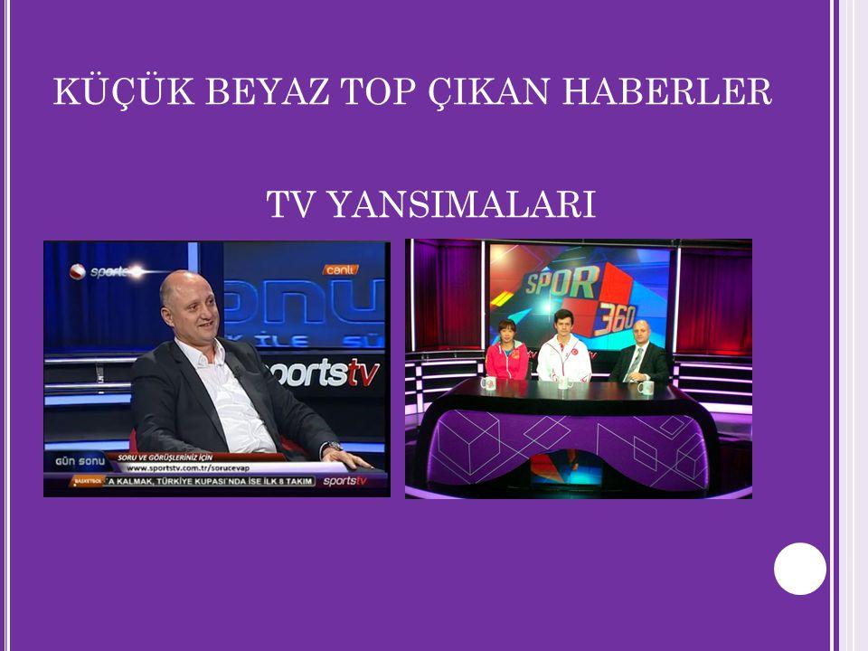 TV YANSIMALARI