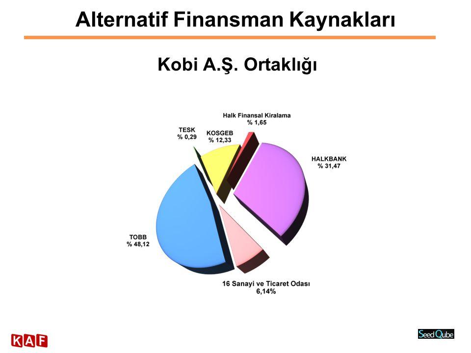 Alternatif Finansman Kaynakları Kobi A.Ş. Ortaklığı