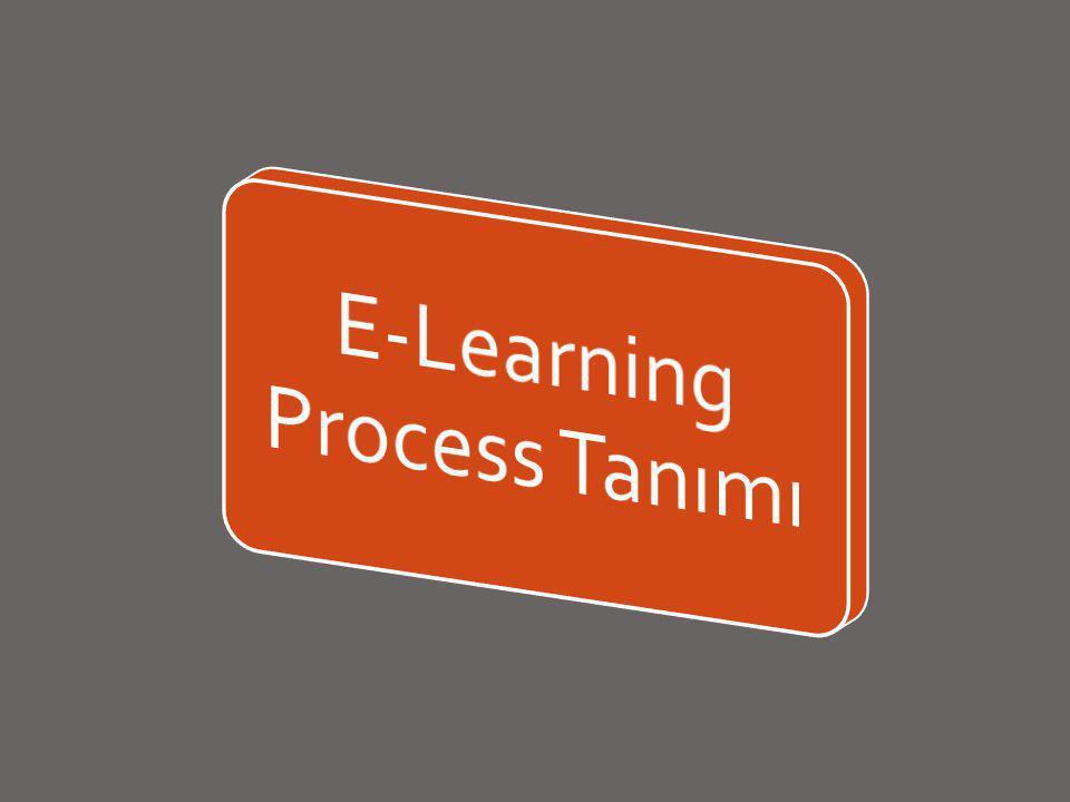 İhtiyaçların analizi ve sağlanan sistemlerin tanımı eğitim sürecini 3 evrede etkiler.