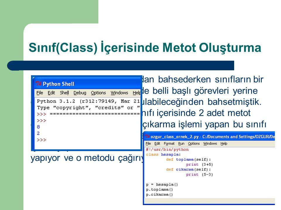 Dikkat ettiyseniz iki örneğimizde de sonuçların geri gönderilmesinde statik(sabit) hesaplama yaptık.