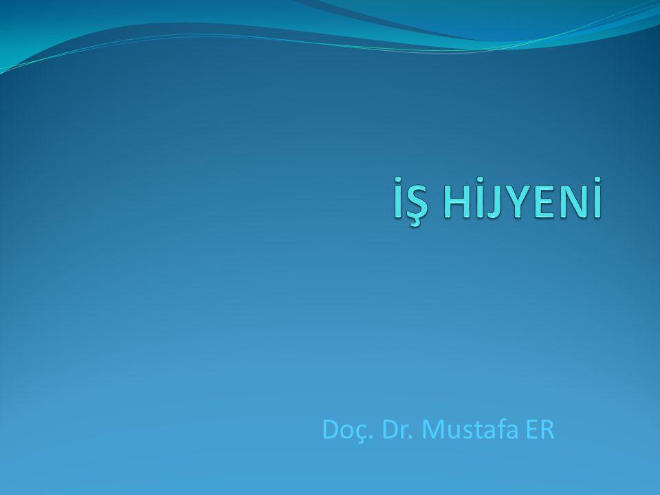 Doç. Dr. Mustafa ER
