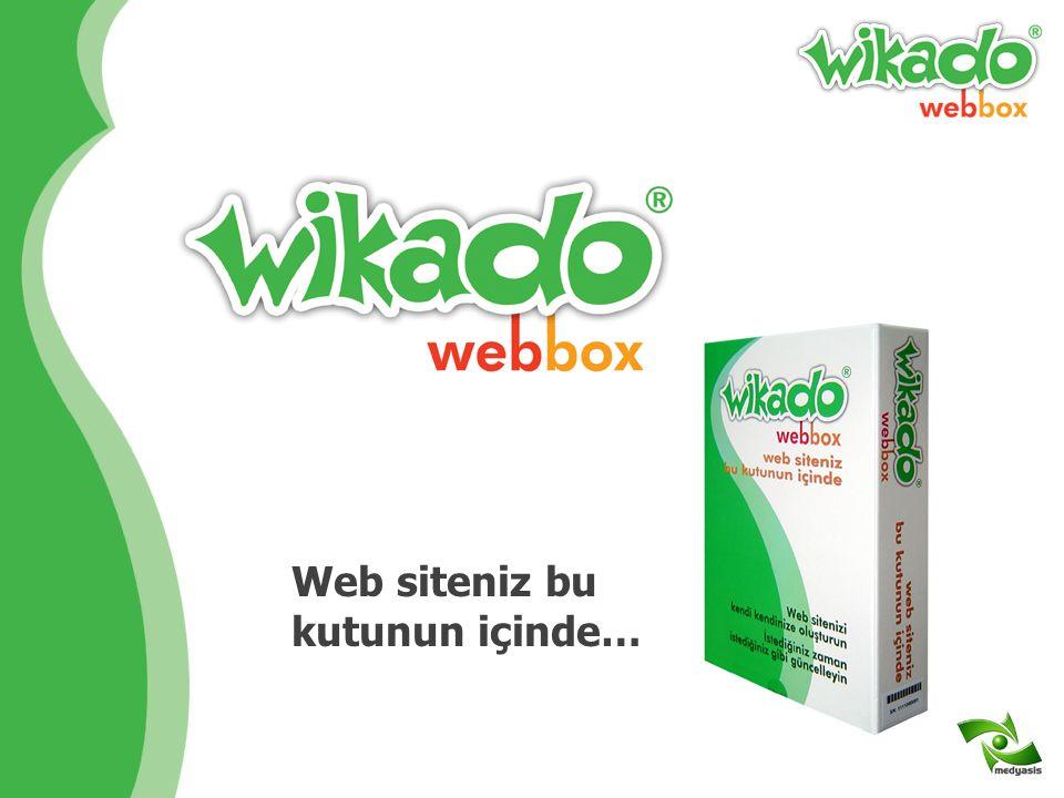 Wikado'nun gelişmiş raporları ile başarınızı ölçün