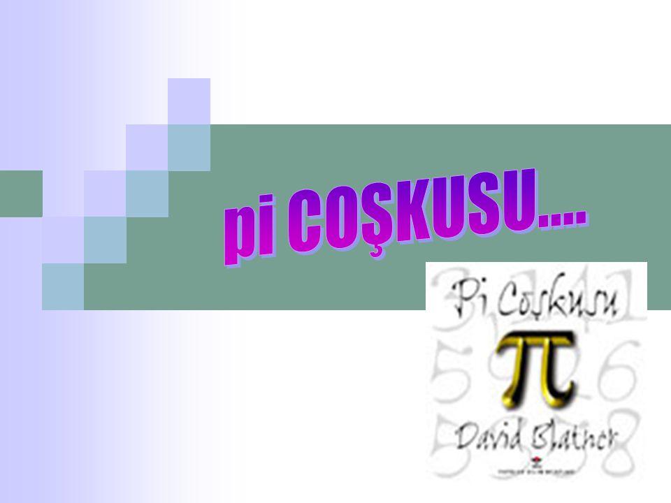 Pi Sembolü  Pi sembolü Yunan alfabesinin 16.harfidir.