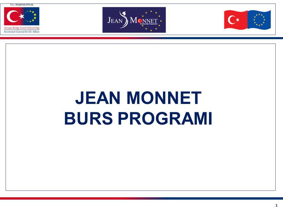 2 Projenin Ana Faydalanıcısı ABGS'dir.Jean Monnet Burs Programının Devamı Projesi Proje AB tarafından finanse edilmektedir.