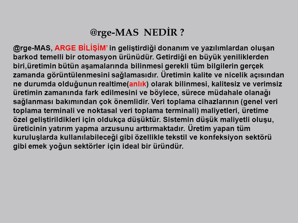 ARGE BİLİŞİM LTD ŞTİ GOSB TEKNOPARK KEMAL NEHROZOĞLU CAD.