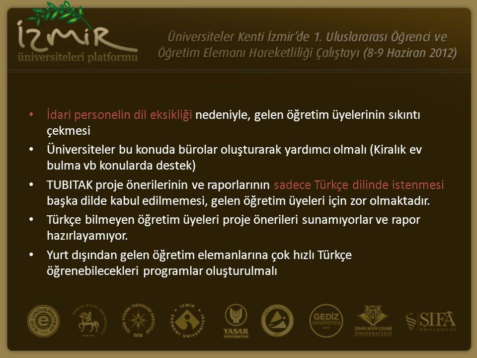 • Yurt dışından gelen Türkiye uyruklu belirli bir kaliteye haiz öğretim üyeleri adaylarının YÖK tarafından ihtiyacı olan üniversitelere yerleştirilmesinin kolaylaştırılması • Ek kadroların oluşturulması • Geçici kadrolar oluştura bilinir mi.