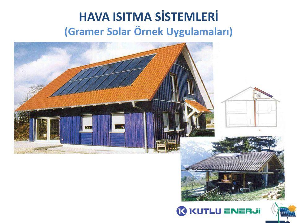 (Gramer Solar Örnek Uygulamaları) 10