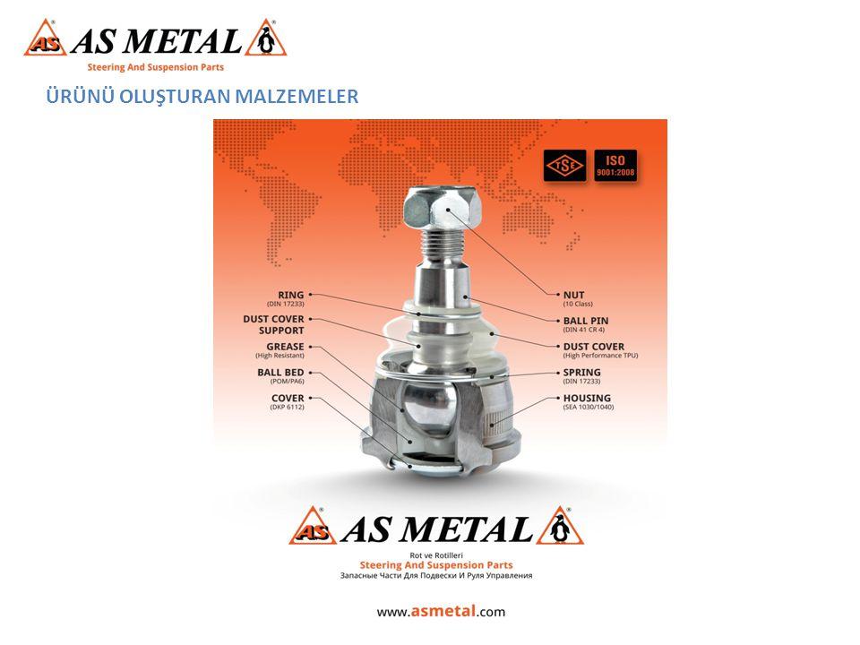 KALİTE KONTROL Üretimdeki her türlü parça ve proses standartların belirlemiş olduğu şartlara göre kontrol edilirler.