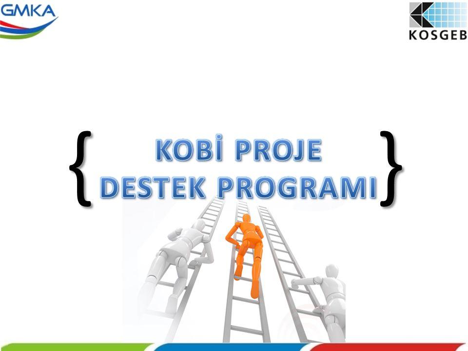 {} PROGRAM VE PROJE LİMİTLERİ Program Süresi3 yıl Proje Süresi6-24 ay (+12 ay) Destek Üst Limiti150.000 TL Destek Oranı1.