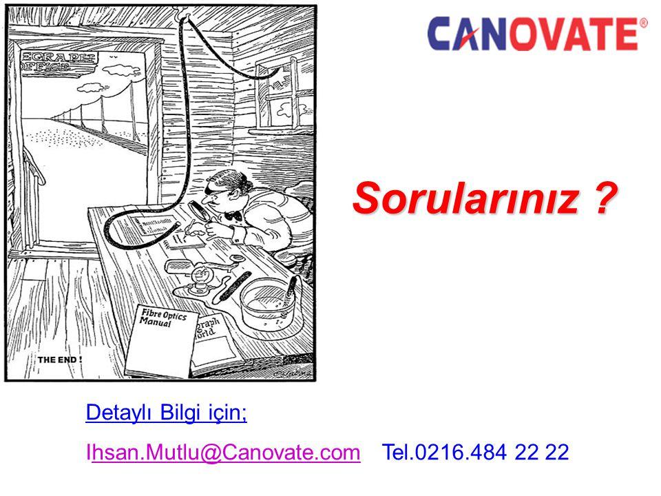 Detaylı Bilgi için; Ihsan.Mutlu@Canovate.com Tel.0216.484 22 22hsan.Mutlu@Canovate.com Sorularınız ?