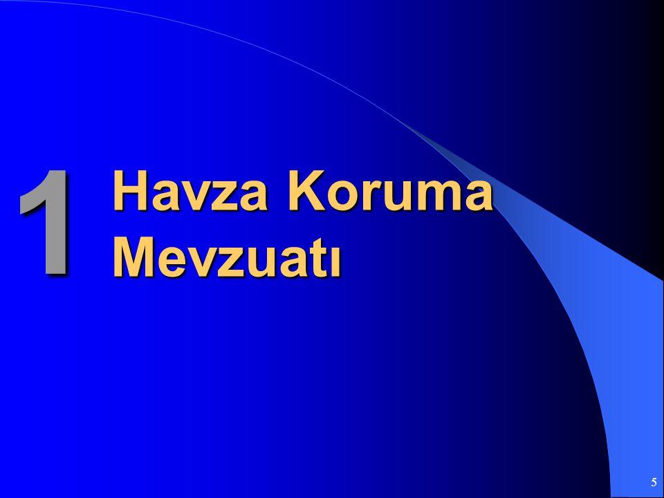 6 İstanbul Büyükşehir Belediyesi sınırları içinde ihtiyaç duyulan içme ve kullanma sularının temin edildiği İstanbul Büyükşehir Belediyesi sınırları dahilinde ve haricinde bulunan yüzey ve yeraltı su kaynaklarının çeşitli yollarla kirlenmesini önlemektir.