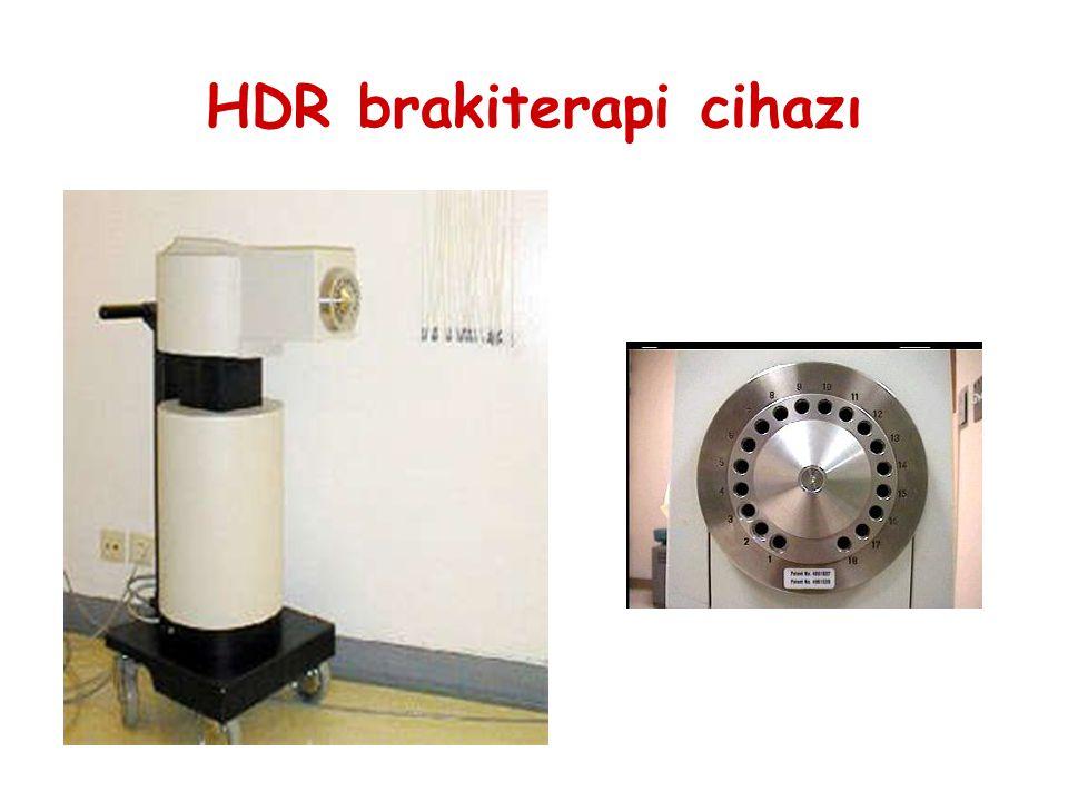 HDR brakiterapi cihazı