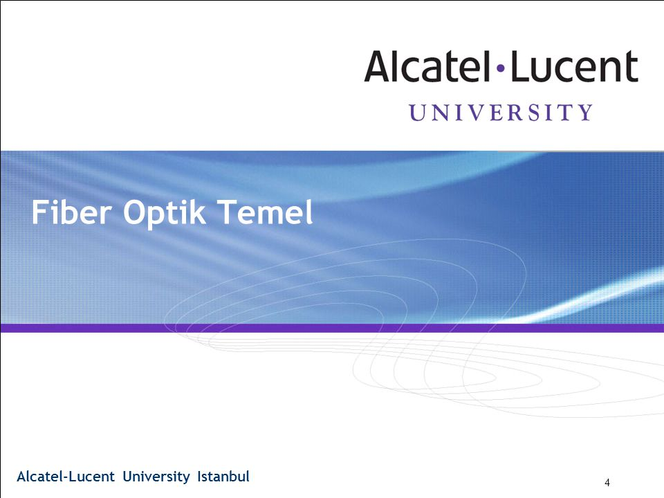 45 Optik güç bütçesi – Veri  örnek:  bütçe: 28,0 dBm  16 yönlü splitter kaybı: 13,8 dBm (theor.