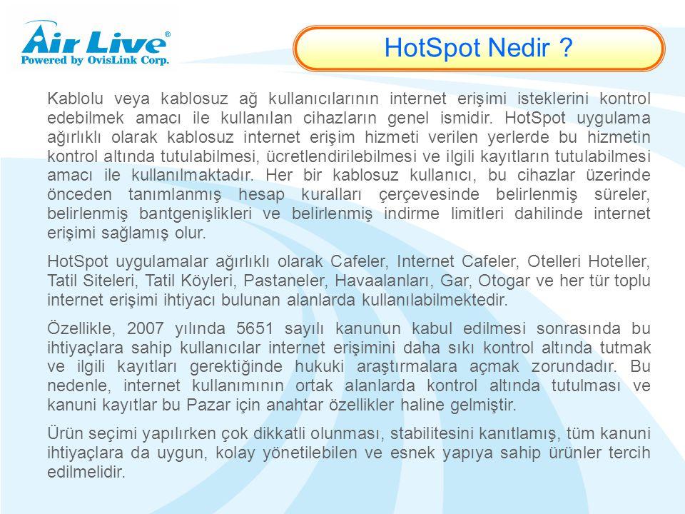HotSpot Nedir .