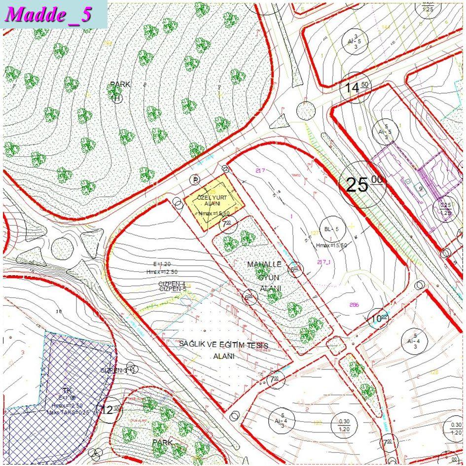 Madde _5 Tadilat