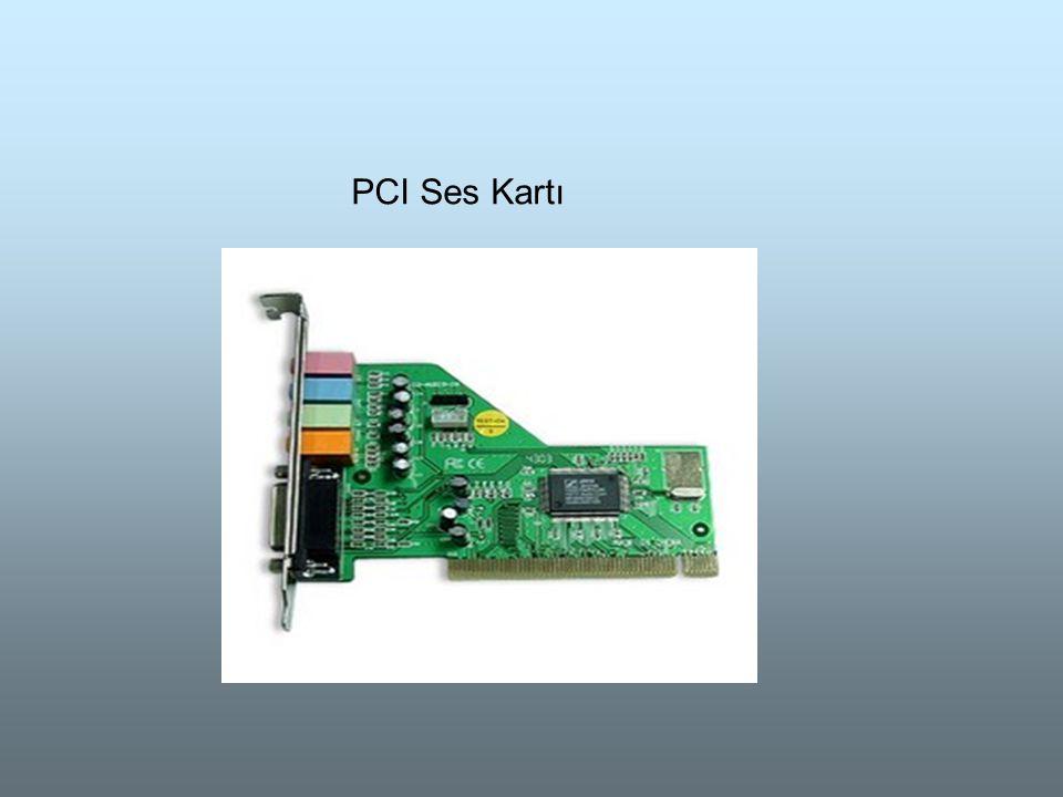 PCI Ses Kartı