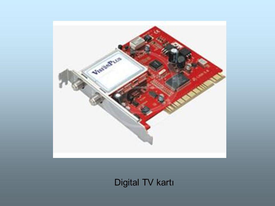 Digital TV kartı