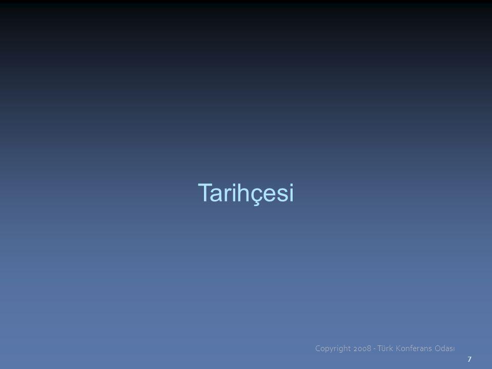 Copyright 2008 - Türk Konferans Odası 38 Balanced (dengeli) Fakat coax ile kullanımlarında Balun gerektirir.