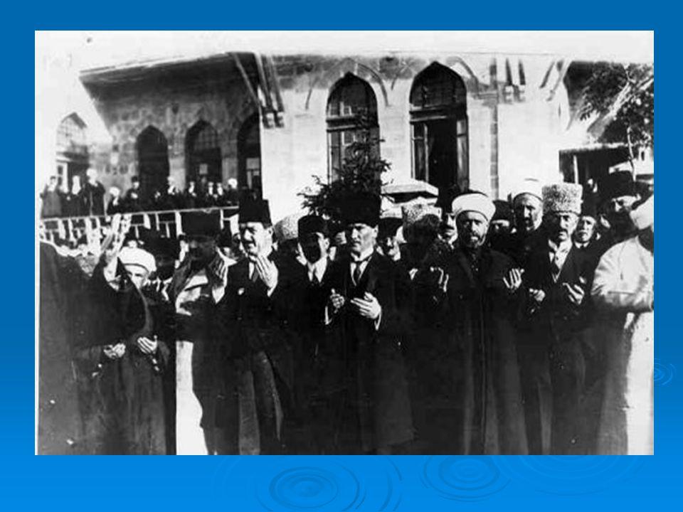 Meclis'in Kuruluşu 44-11 Eylül 1919 tarihlerinde toplanan Sivas Kongresi'nden sonra, Mustafa Kemal yönetimindeki Heyet-i Temsiliye Anadolu'da idareyi