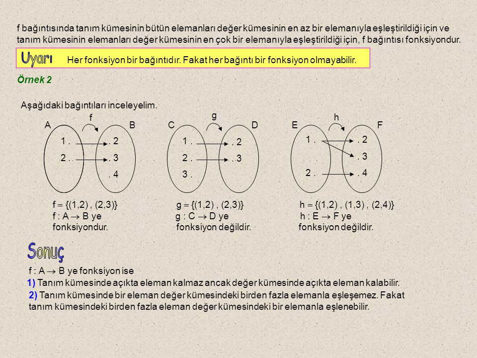f : IR  IR f(x) = (x+2).f(x+3) f(7) = olduğuna göre, f(1) kaçtır.