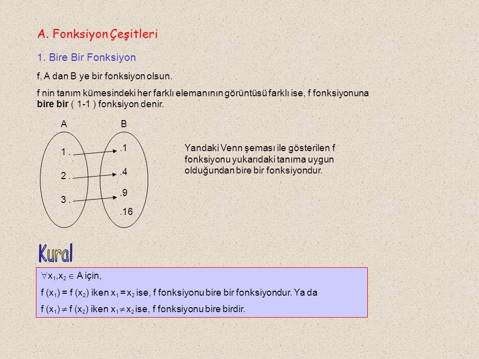 Örnek 5 y x 5 -5 04 -9 7...