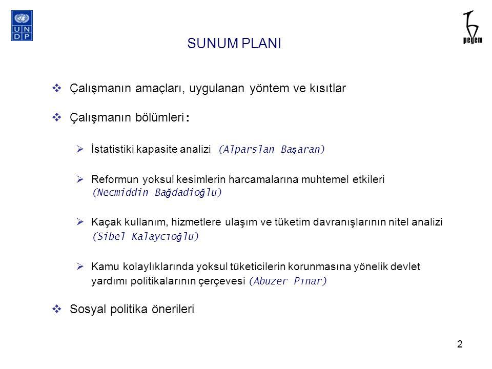 Kamu kolaylıklarında yoksul tüketicilerin korunmasına yönelik devlet yardımı politikalarının çerçevesi (Abuzer Pınar) 33