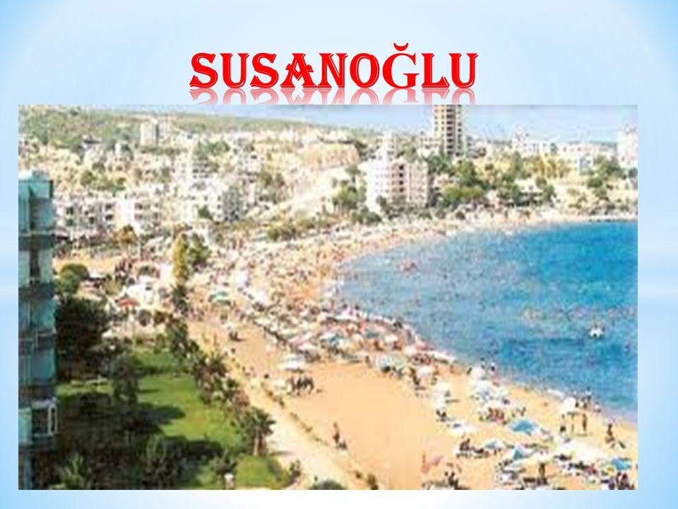 Susanoğlu, İçel ilinin Silifke ilçesine bağlı Atakent belediyesinin mahallelerinden biridir.